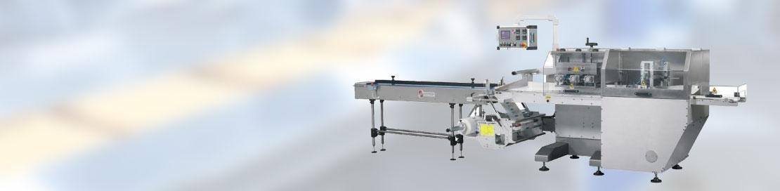 Горизонтальный упаковщик TCZB-250D